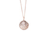 Rose Gold Necklace Grande - EsmeLoves