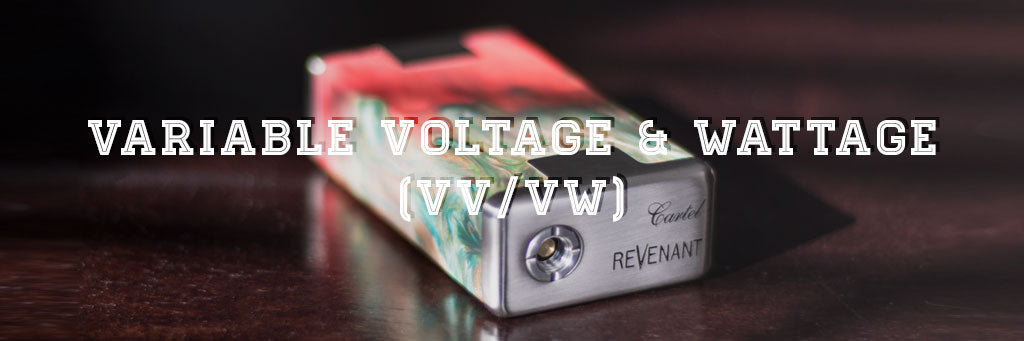 Vaping Devices, Mods, Variable Wattage, Canada, Vape360
