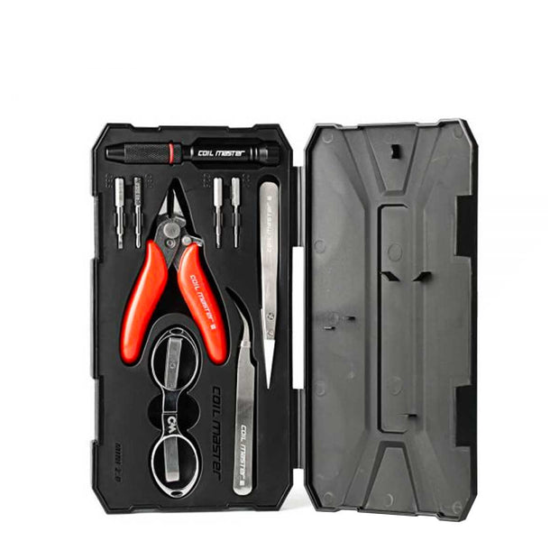 Coil Master DIY Kit Mini V2, Coil Master, Bottles & Tools,
