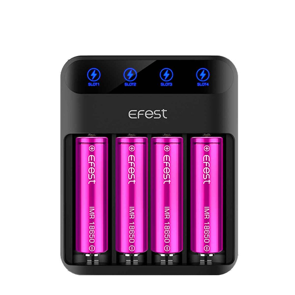 Efest Lush Q4 LED Battery Charger