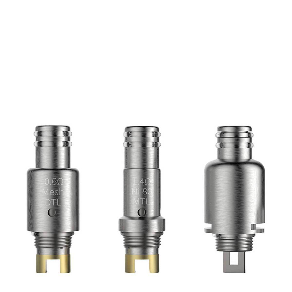 Smoant Pasito RBA Section & Replacement Coils
