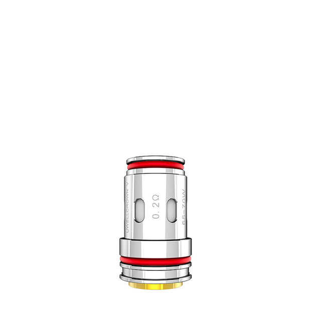 UWELL Crown 5 0.2ohm UN2-3 Mesh Replacement Coil, Vape360 Canada