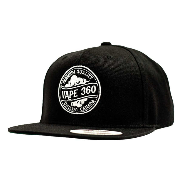 Vape360 Snapback Hat, Vape360, Clothing,