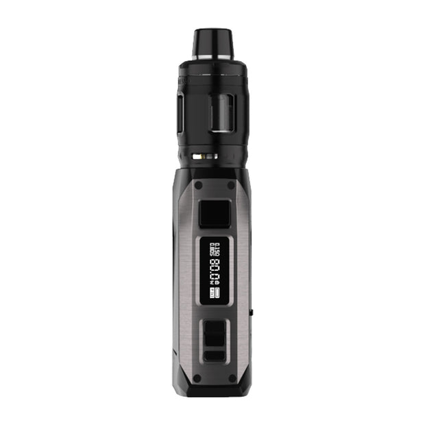 Silver Vaporesso FORZ TX80 Starter Kit with FORZ 25 Tank, Vape360 Canada