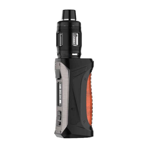 Leather Brown Vaporesso FORZ TX80 Starter Kit with FORZ 25 Tank, Vape360 Canada