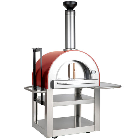 Forno Venetzia Pronto 500 in Red