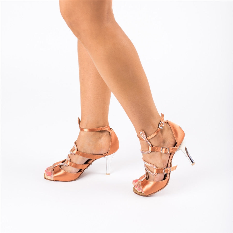 Serpent Salsa Dance Shoes