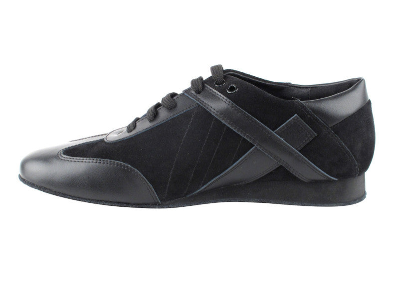 Men's Black Dance Sneaker