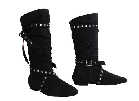 5008 Limited Edition Stiletto Black Scale Salsa Dance Shoes