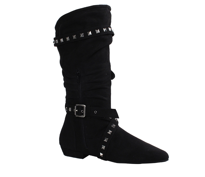 Lana Dance Boot Black