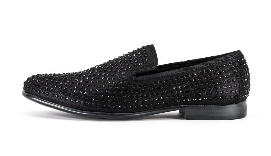 Fusion Men's Dance Loafer Shoes