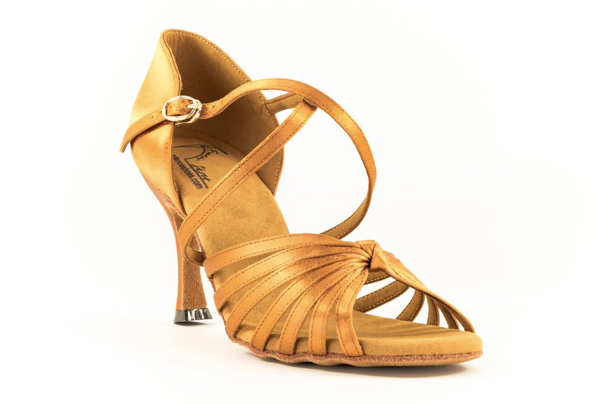 Gfranco Sol Tan Dance Shoes
