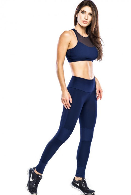 Arsenic Blue Legging