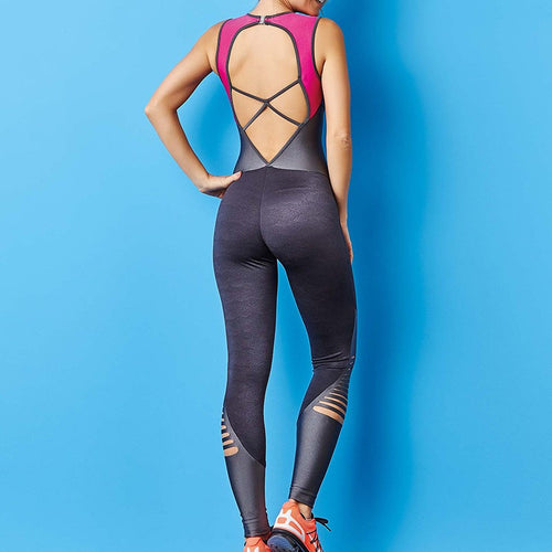Laser Activewear Jumpsuit | Slimming Compression | Palisa Dance Boutique