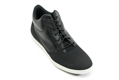 dance shoes men hightop black