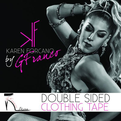 double-sided clothing tape