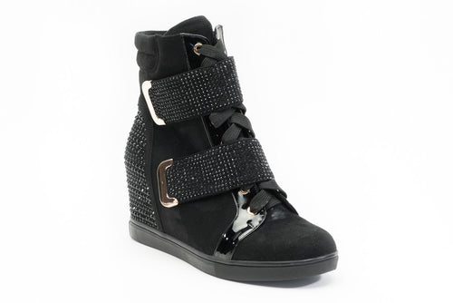 Urbano Sneaker Wedge Dance Shoes