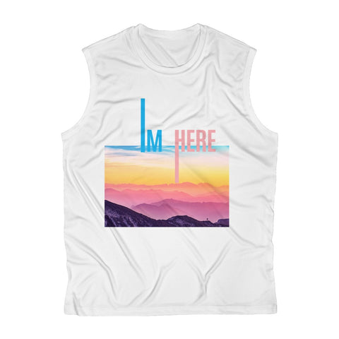 Im Here Performance Tee