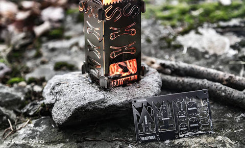 Readyman Pocket Survival Stove