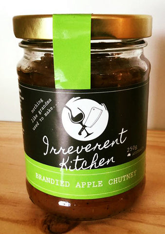 Brandied Apple Chutney