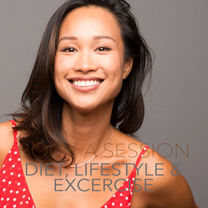 Diet, Lifestyle and Exercise Consultation with Teresa