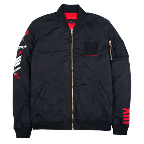 Ides of March Reaper Unit Bomber Jacket