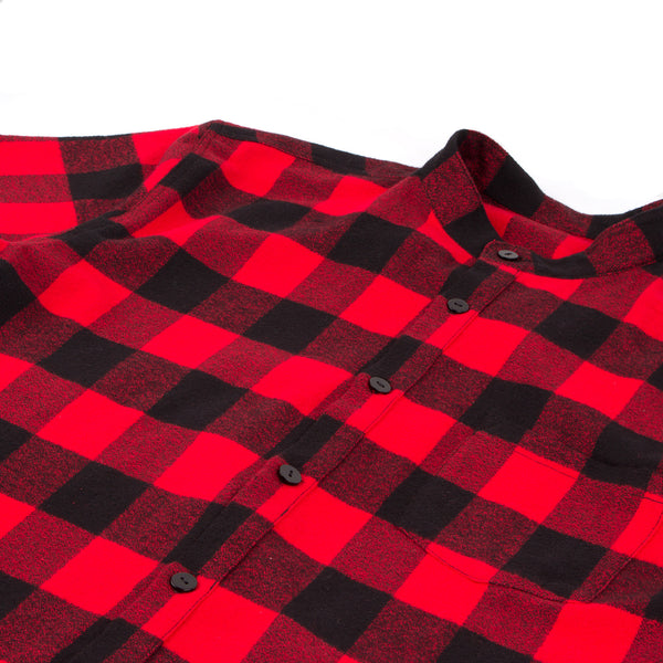 Essentials Longline Flannel