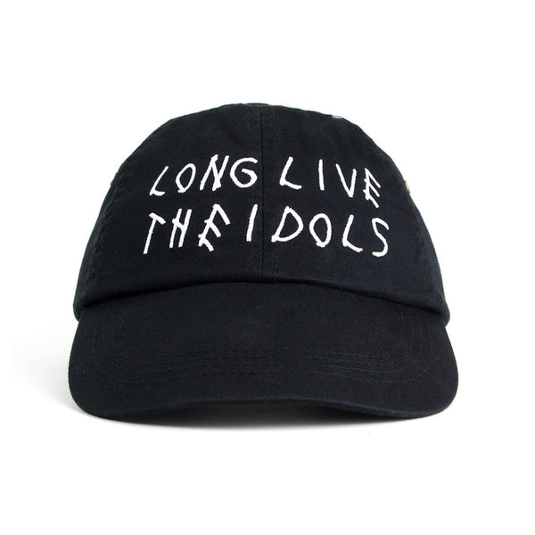 Long Live the Idols Cap (Black)