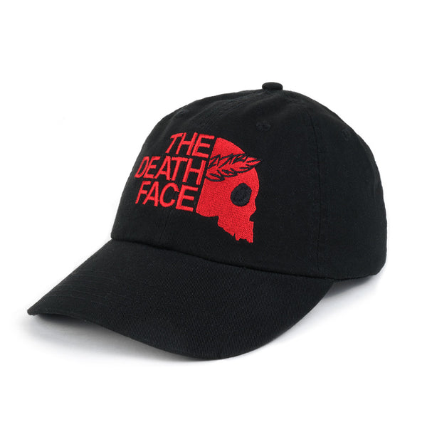 The Death Face Cap (Red)