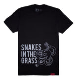 Snakes in the Grass Tee in 3M