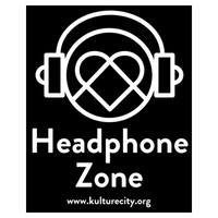 """Headphone Zone"" Signs"