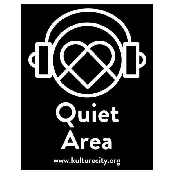 """Quiet Area"" Signs"