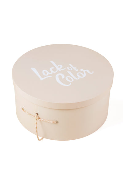 Hat Box - Blush