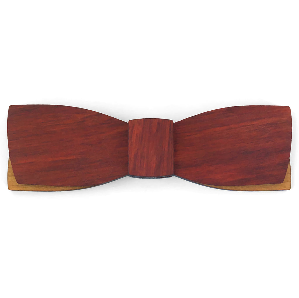 B.C. Blaed M.Sc., Blood Wood Bow Tie