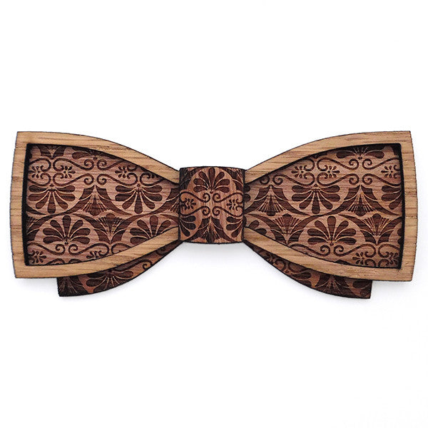 R.L. Anthemion Sr., Wood Bow Tie