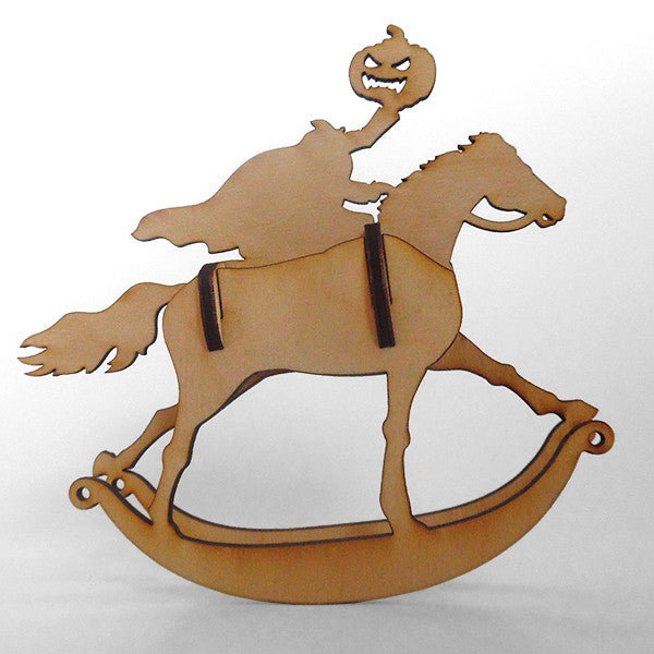 Ichabod Puzzle Toy Rocker