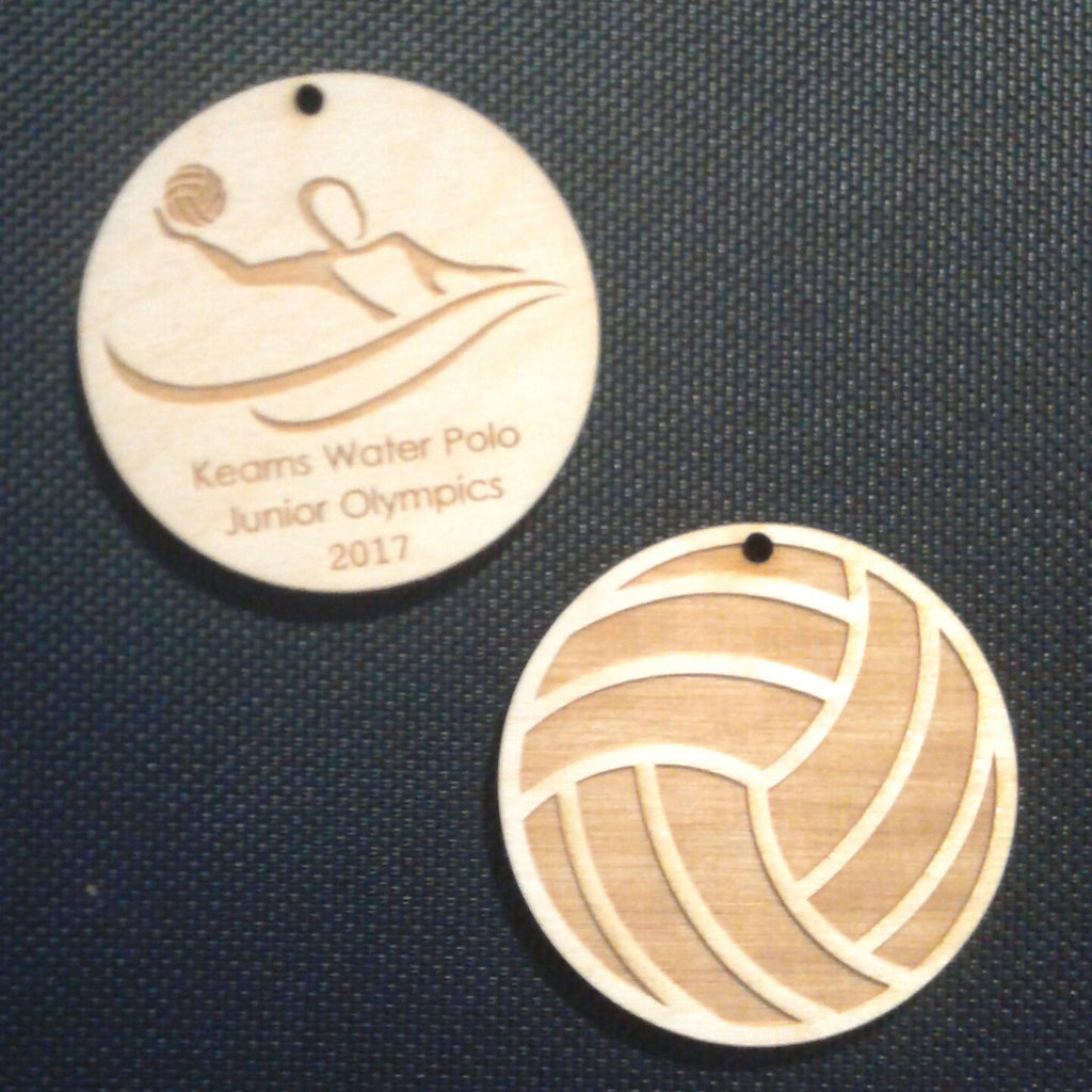 Water Polo Ornament