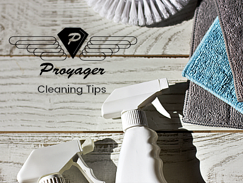 How to Clean and Care for your Proyager Canvas Bag