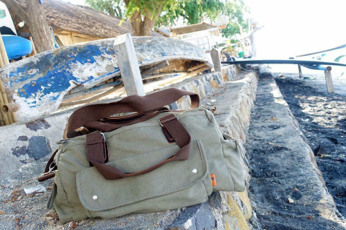 Behind the Bag: Proyager's Harmony Weekender Duffle