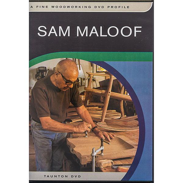 Sam Maloof, a Fine Woodworking DVD