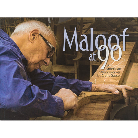 Maloof at 90, An American Woodworker