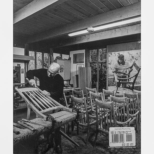 The Furniture of Sam Maloof by Jeremy Adamson, softcover
