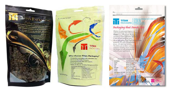 Packaging Printing Types