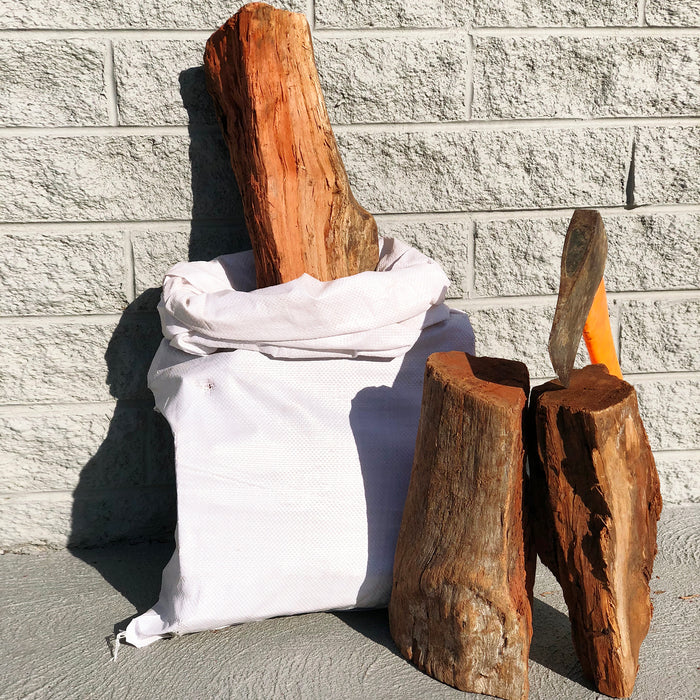 Firewood/ Charcoal Bag - Titan Packaging