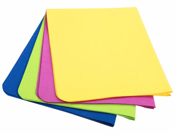 UltimateCloth COLORS: Standard Size Cleaning Cloth