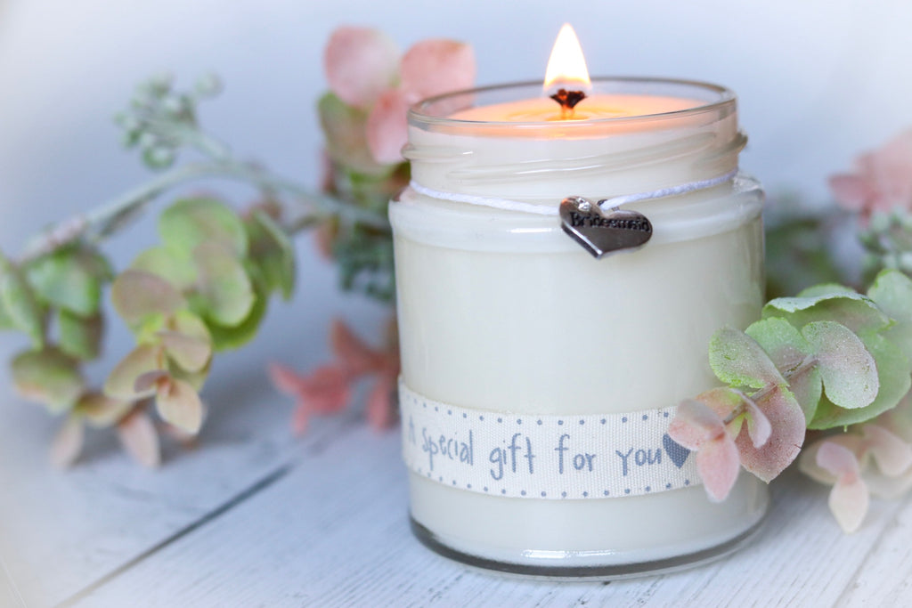 Bridesmaid (special gift ribbon) Candle