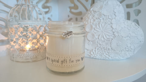 Daughter of Bride 'a special gift for you' Scented Candle