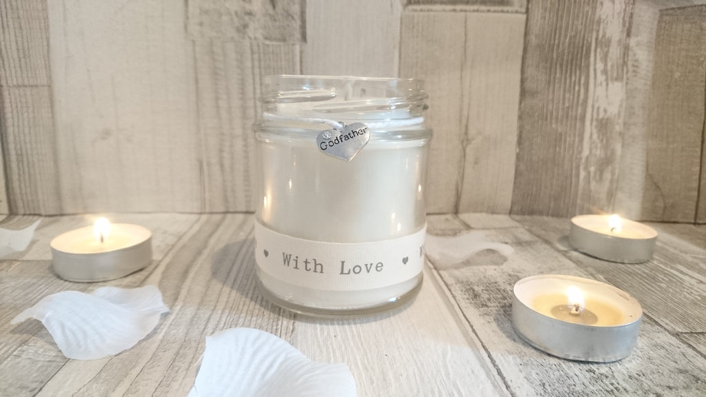 Godfather 'with love' Scented Candle