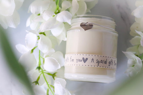 Godmother 'a special gift for you' Scented Candle