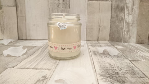 Someone Special (I Love You) Scented Candle